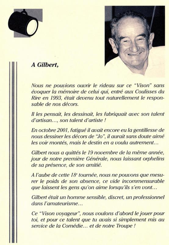Gilbert 3 2